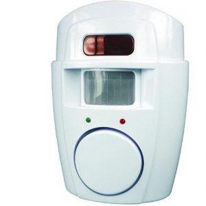 Alarma para casa con mandos a distancia