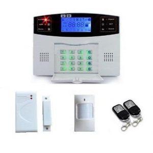 Alarma para casa GSM