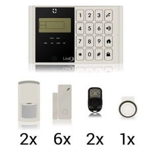 Alarma para casa LKM Security