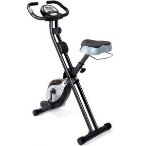 Bicicleta estática plegable fitness