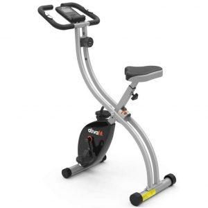 Bicicleta estática plegable magnética