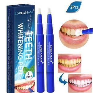 Blanqueador dental de lápiz