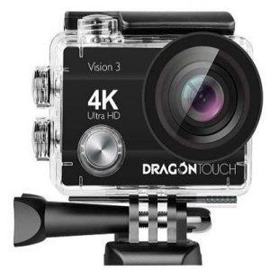 Cámara de fotos acuáticas Dragon Touch