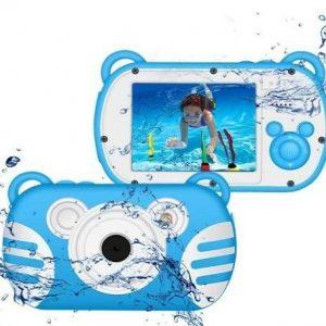 Cámara de fotos acuáticas infantil