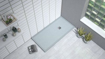 Consejos para instalar un plato de ducha de resina