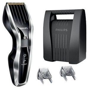 Cortapelos con cuchillas de titanio Philips