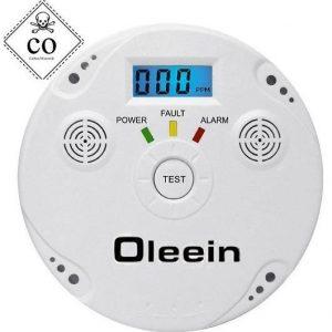 Detector de gas con alarma Oleein