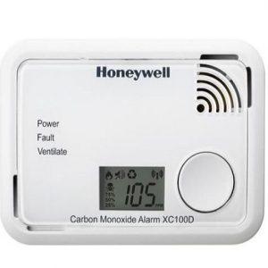 Detector de monóxido de carbono Honeywell