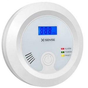 Detector de monóxido de carbono X-sense