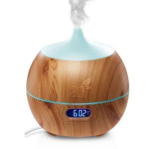 Difusor de aceites esenciales para aromaterapia