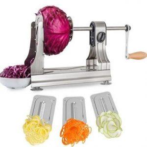 Espiralizador y cortador de verduras Welltobe