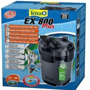 Filtro externo para acuario Tetra Ex 800
