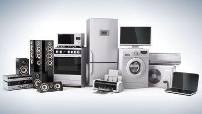 Viejos electrodomésticos