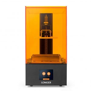 Impresora 3D con iluminación LED