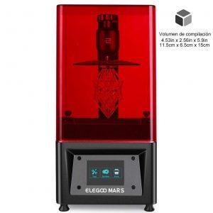 Impresora 3D fotocurado