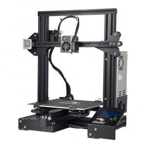 Impresora 3D función reanudar