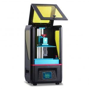 Impresora 3D inteligente