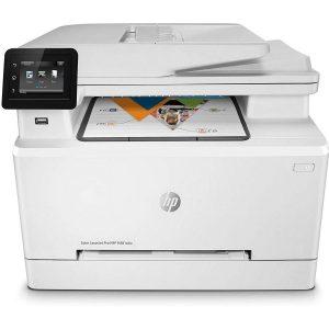 Impresora láser con escáner color Laserjet