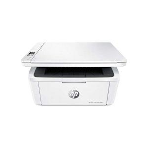Impresora láser con escáner HP
