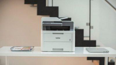 Impresoras láser con escáner