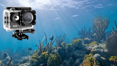 Cámaras de fotos acuáticas