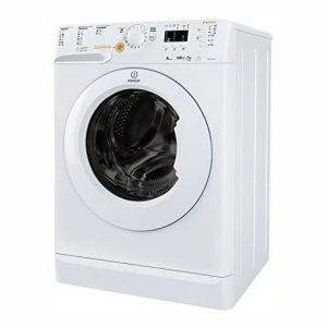 Lavadora secadora con múltiples programas