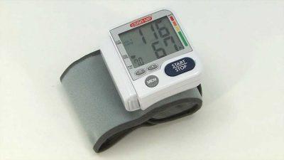 tensiómetros digitales de brazo