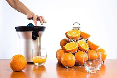 Exprimidores de naranjas automáticos