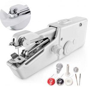 Máquina de coser portátil inalámbrica