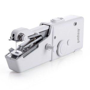Máquina de coser portátil manual