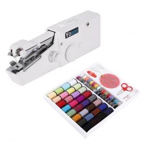 Máquina de coser portátil tamaño mini