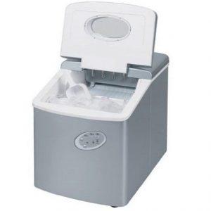Máquina para hacer hielo compacta