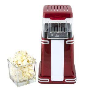 Máquina para hacer palomitas retro popcorn