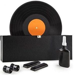 Máquina para limpiar discos de vinilo Auna Vinyl