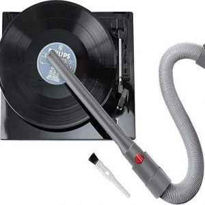 Máquina para limpiar discos de vinilo Lamnu