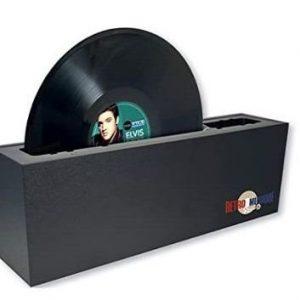 Máquina para limpiar discos de vinilo Retro Musique