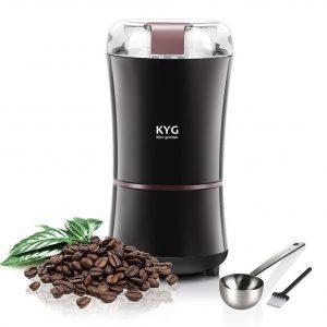 Molinillo de café eléctrico con cuchillas