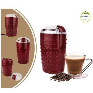 Molinillo de café eléctrico de un solo toque