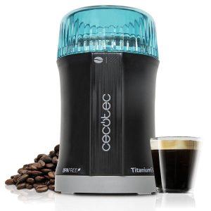 Molinillo de café eléctrico resistente
