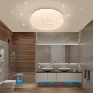 Plafón de techo led elegante