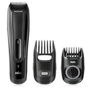 Recortadora de barba con ajuste fino Braun