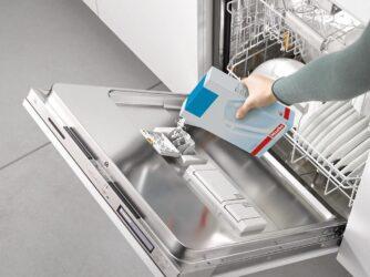 Sales para lavavajillas: dónde ponerla y para qué sirve