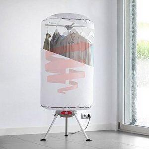 Secadora portátil tendedero