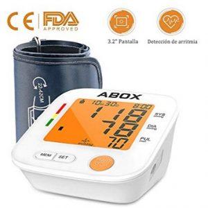 Tensiómetro digital de brazo Abox