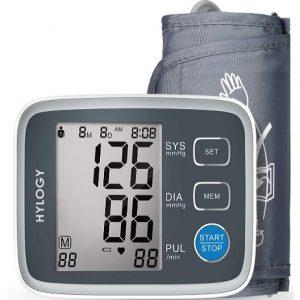 Tensiómetro digital de brazo Hilogy