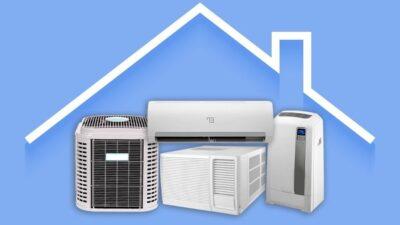 Tipos de aires acondicionados: elige el mejor sistema para ti