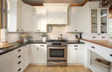 Tipos de armarios para la cocina