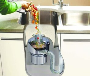 Tipos de trituradoras de alimentos para fregaderos
