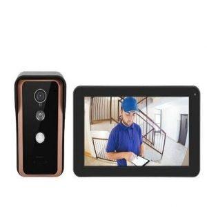 Videoportero inalámbrico sin cables inteligente